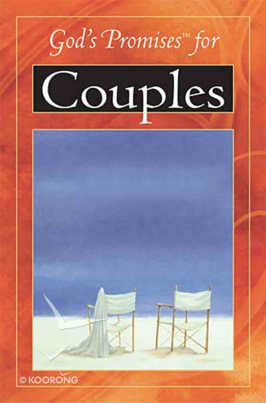 God's Promises For Couples (Nkjv) Paperback
