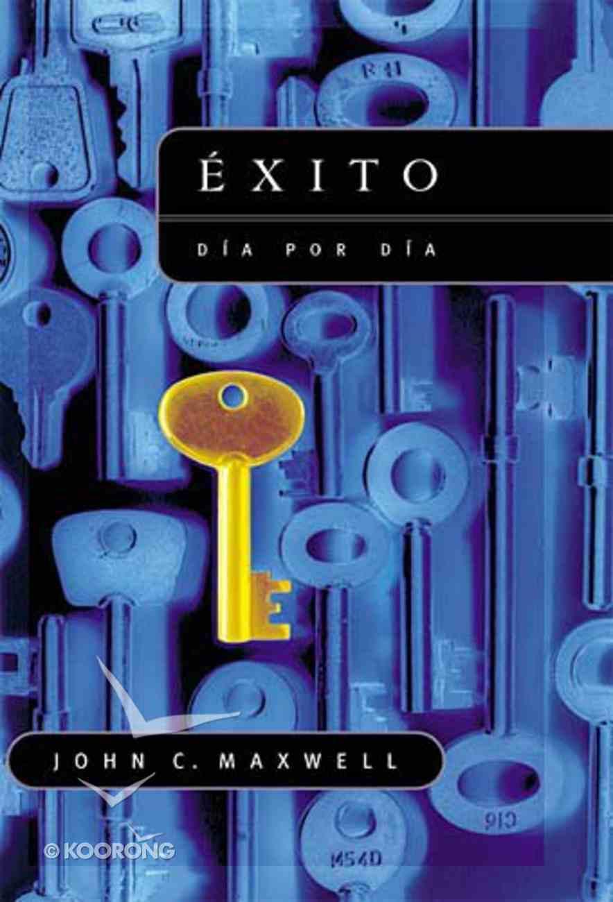 Exito Dia Por Dia (Success One Day At A Time) Paperback