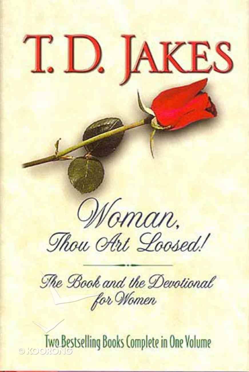 Woman, Thou Art Loosed! (2 Books In 1) Hardback