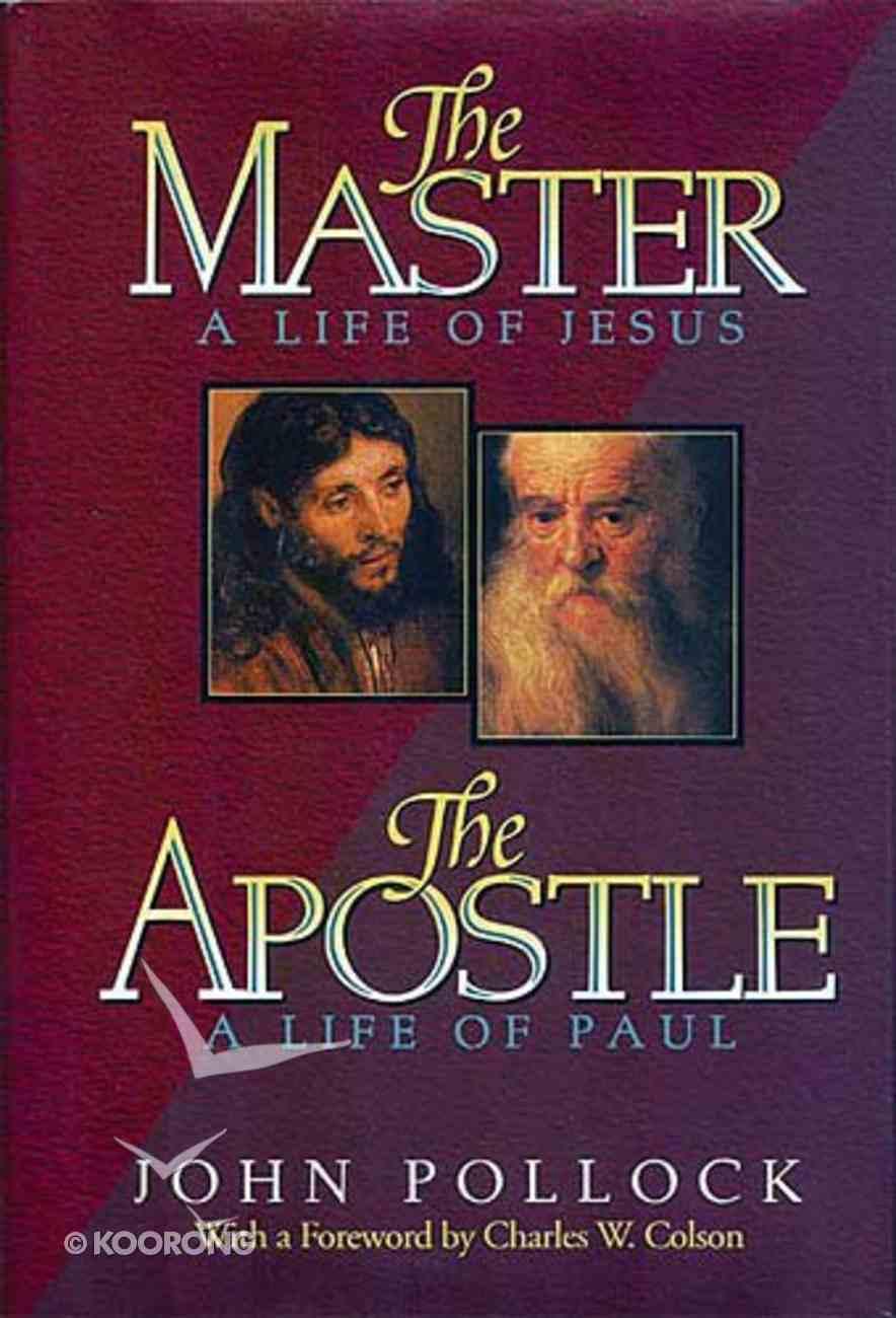 The Master & the Apostle Hardback