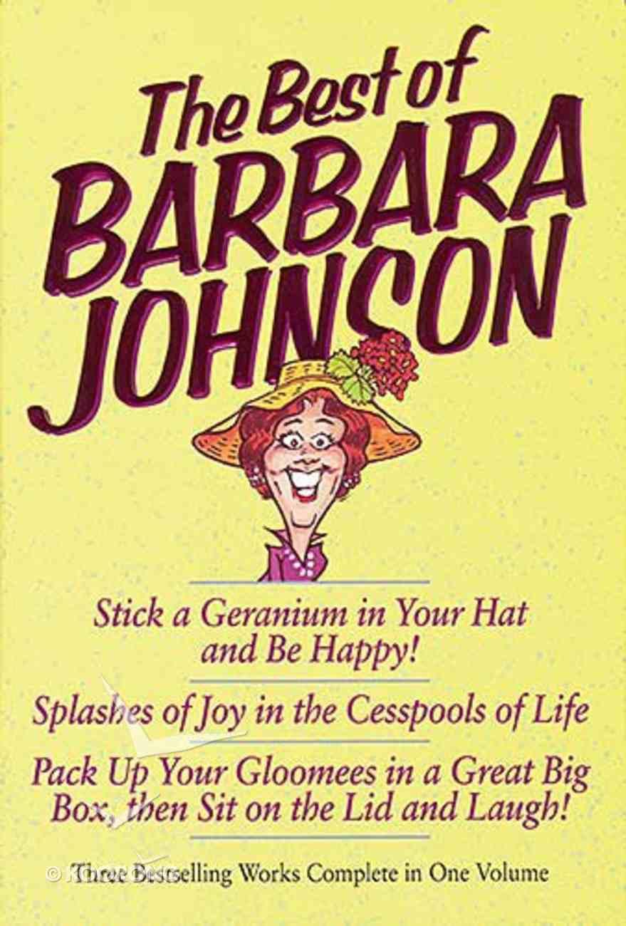 The Best of Barbara Johnson Hardback