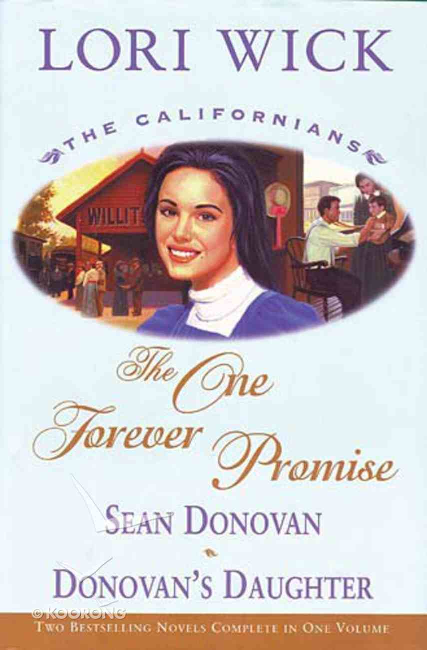 The One Forever Promise (Californians Series) Hardback