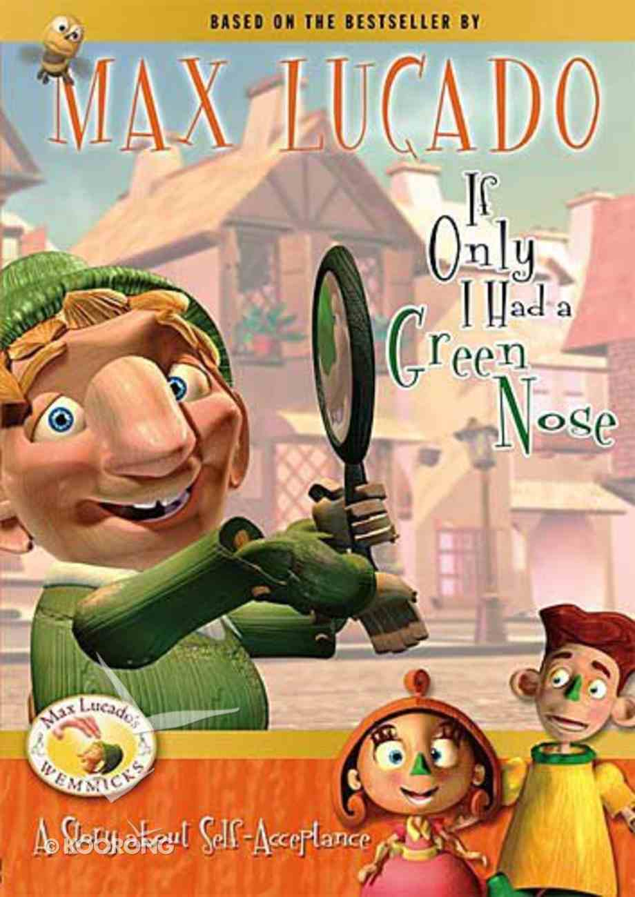 If Only I Had a Green Nose (Wemmicks Collection Dvd Series) DVD