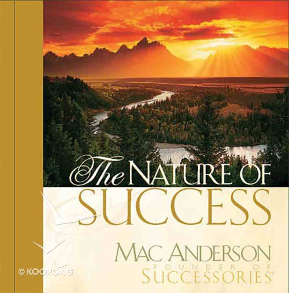 The Nature of Success Hardback
