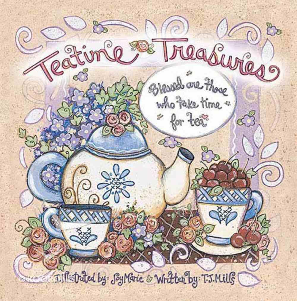 Teatime Treasures Hardback