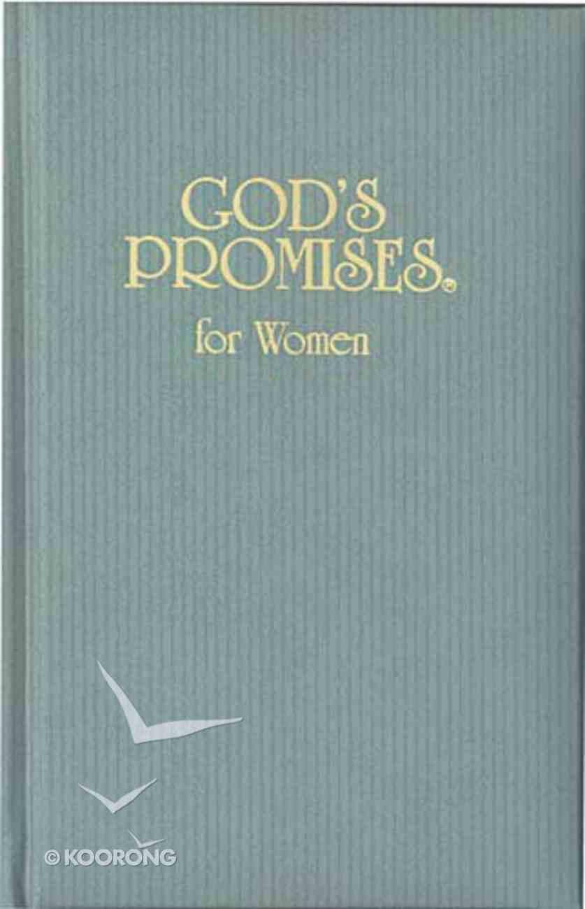God's Promises For Women Hardback
