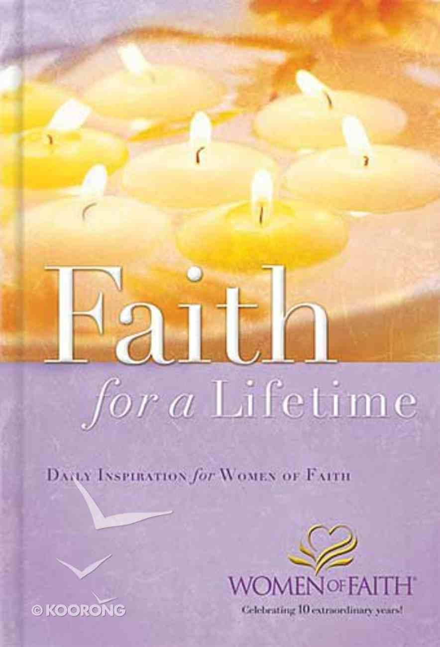 Faith For a Lifetime Hardback