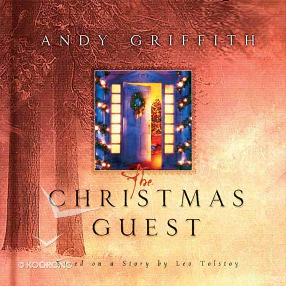 The Christmas Guest (With Cd) Hardback