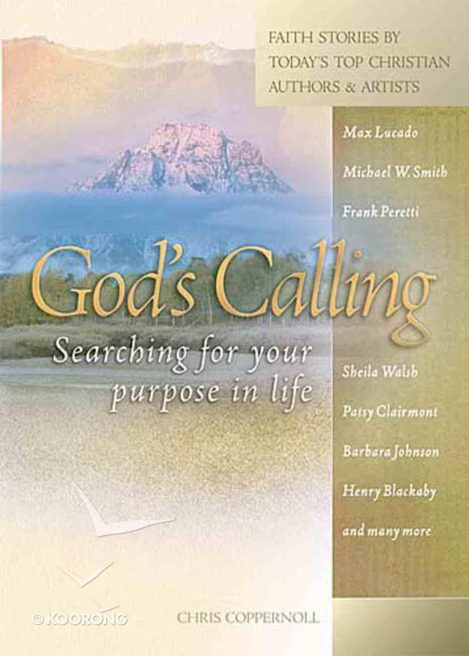 God's Calling Hardback
