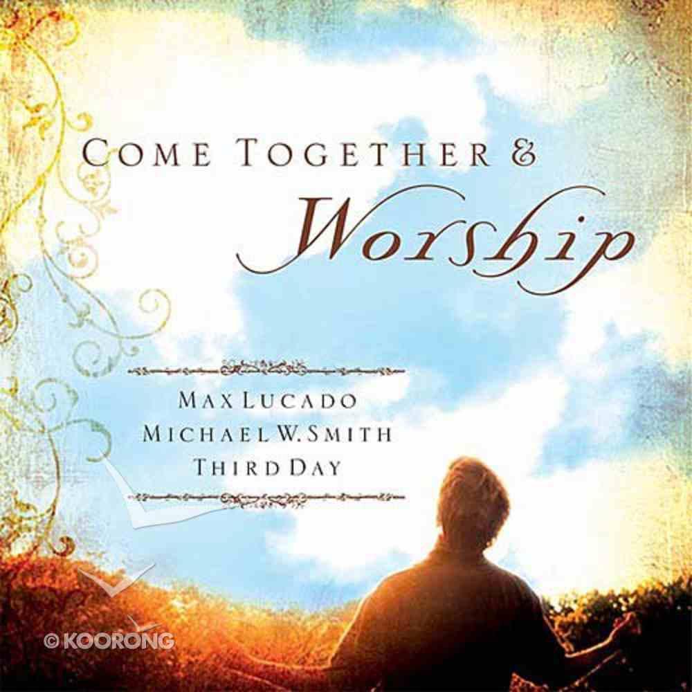 Come Together & Worship Hardback