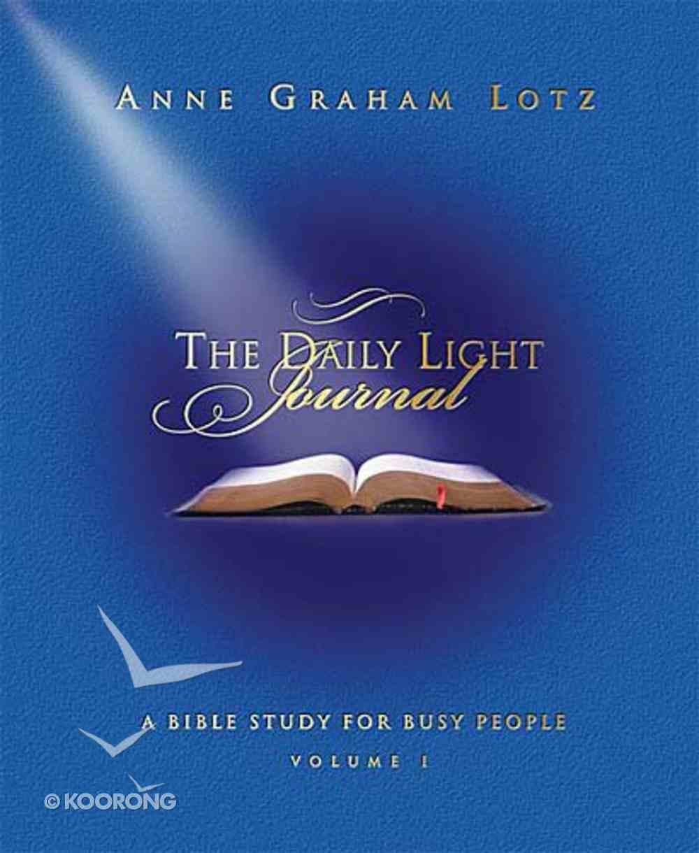 The Daily Light Journal Hardback