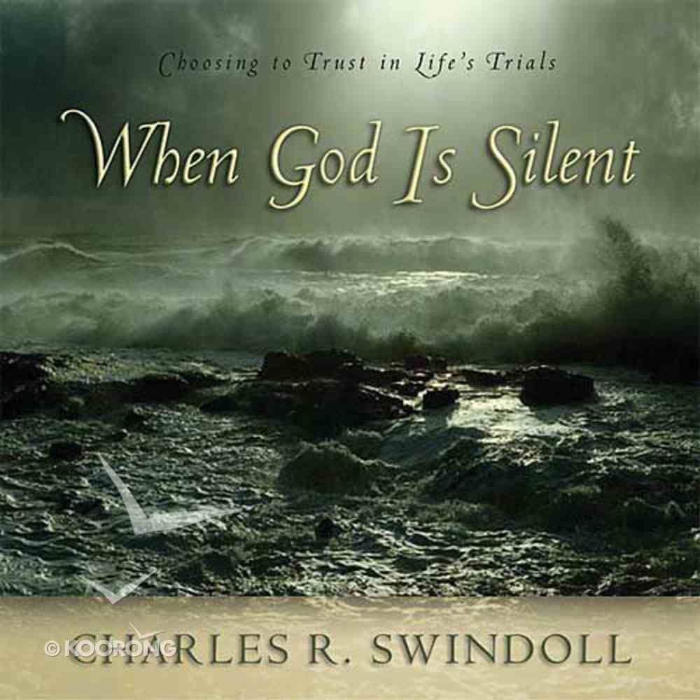 When God is Silent Hardback