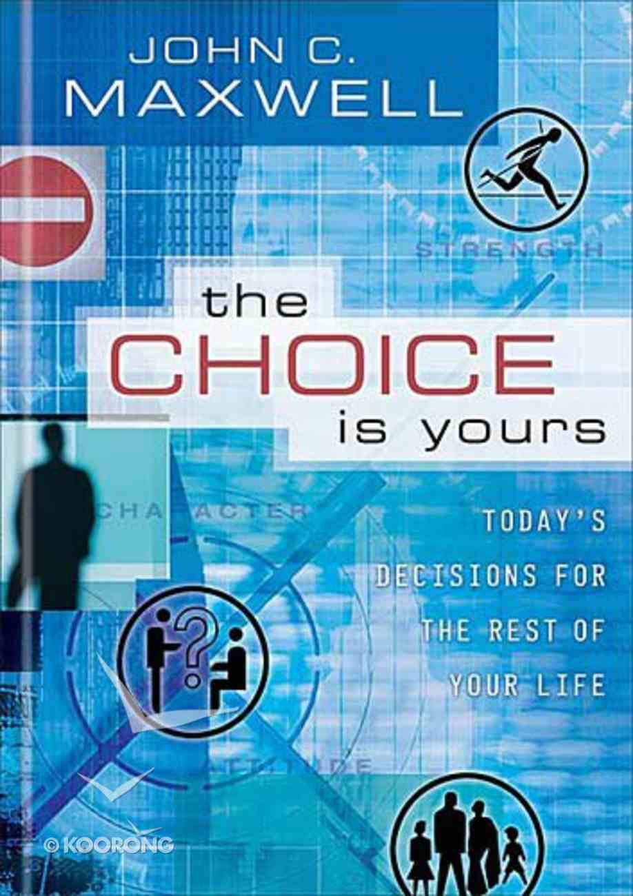 The Choice is Yours Hardback