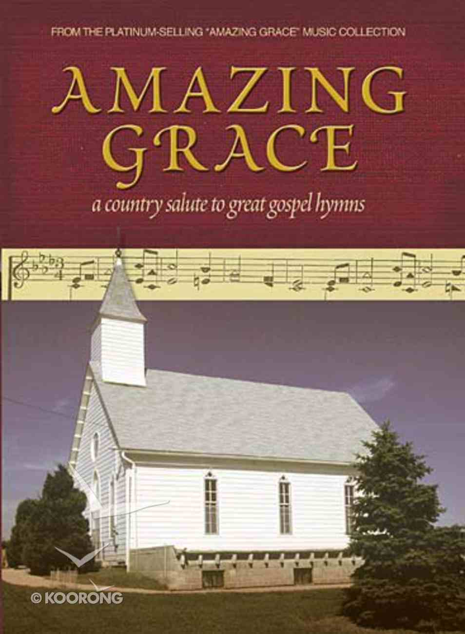 Amazing Grace (Book With Cd) Hardback