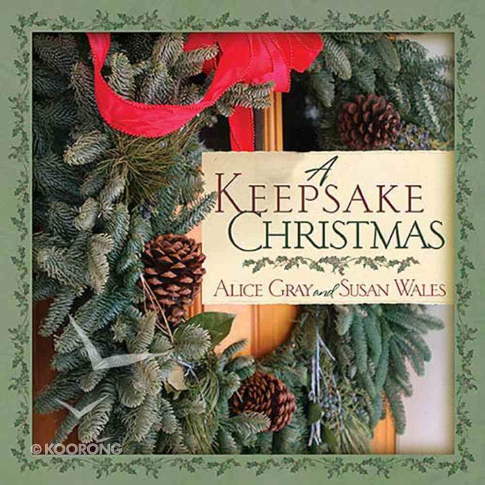 A Keepsake Christmas Hardback