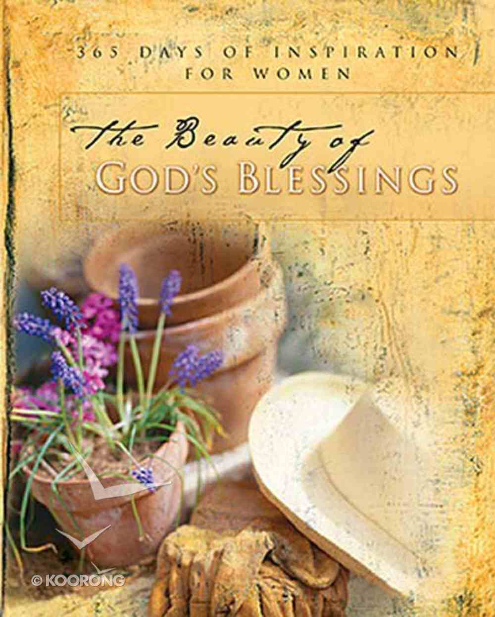 The Beauty of God's Blessings Paperback