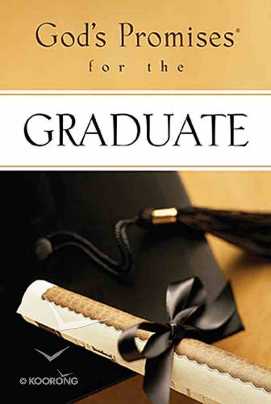 God's Promises For the Graduate (Nkjv) Paperback