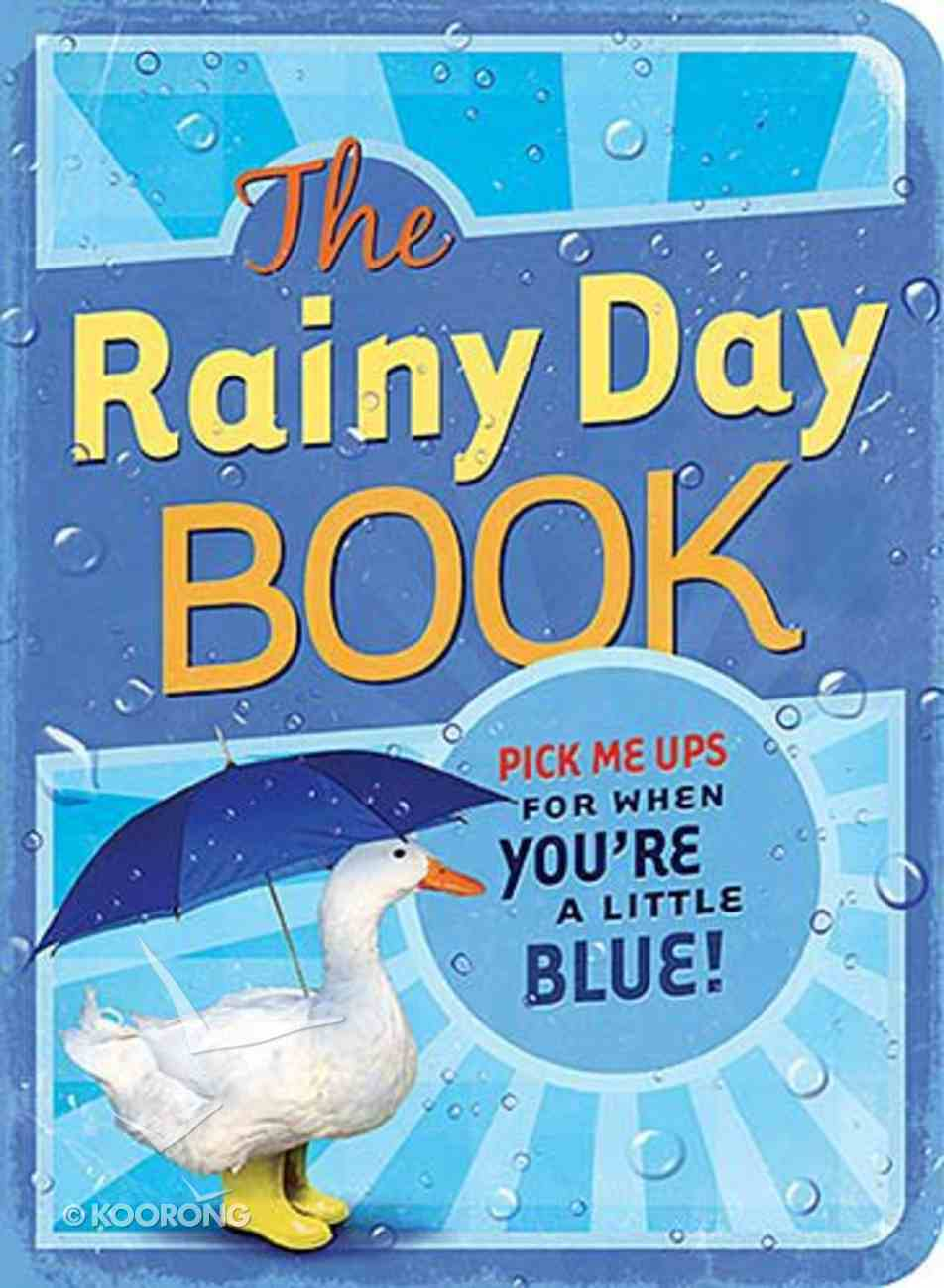 The Rainy Day Book Paperback