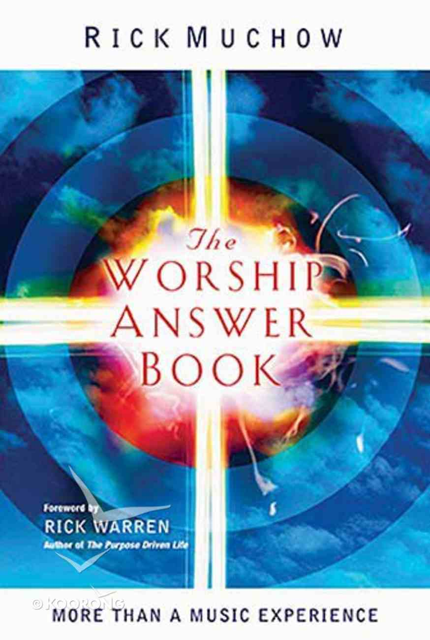 The Worship Answer Book Paperback