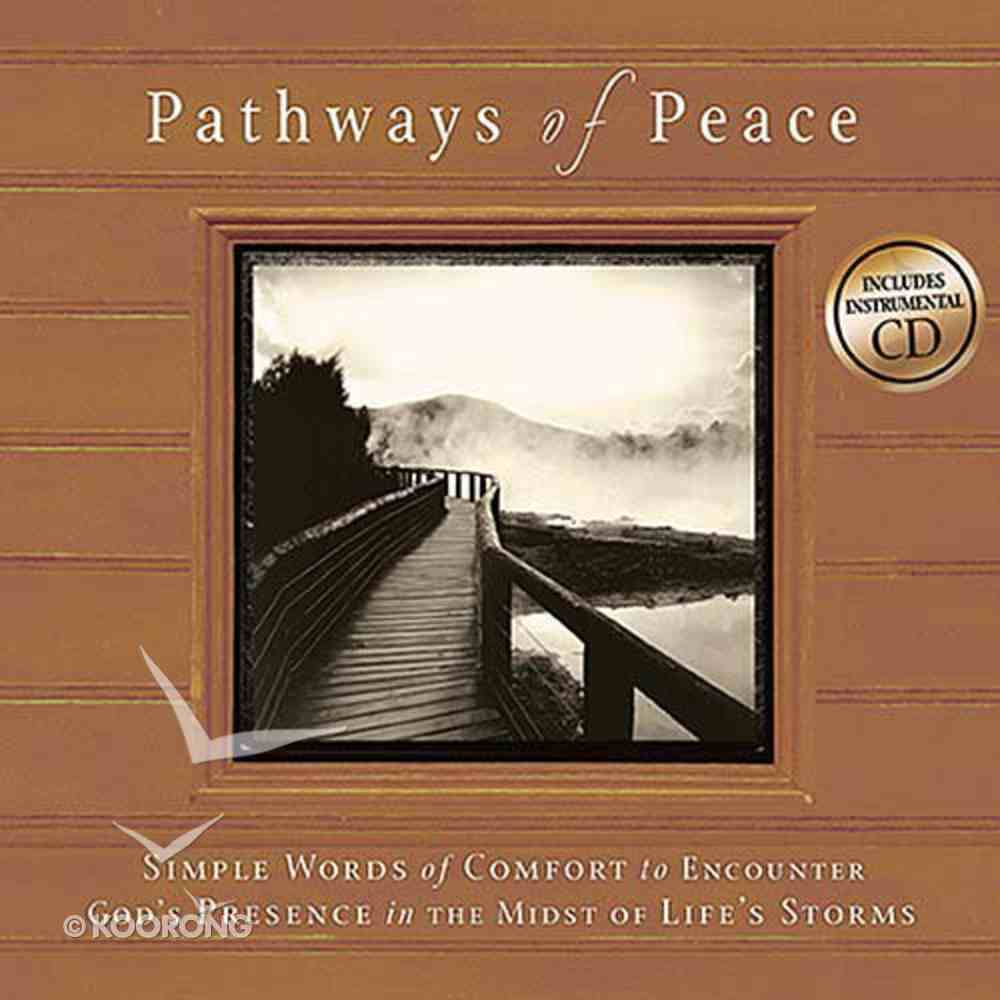 Pathways of Peace (Includes Music Cd) Hardback