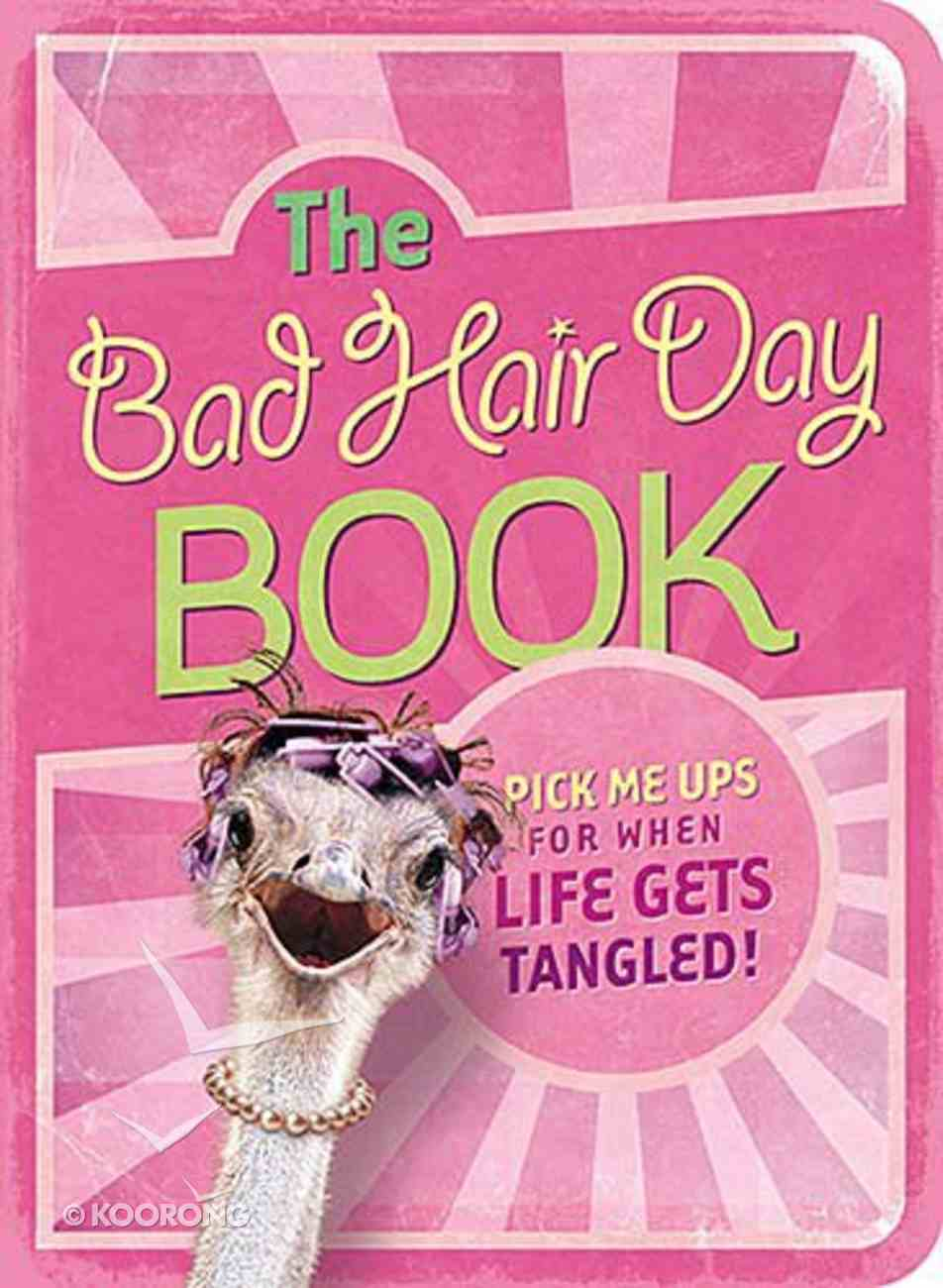 The Bad Hair Day Book (Softflex) Imitation Leather
