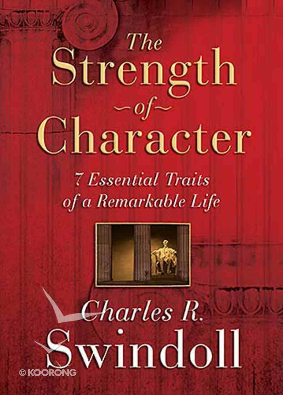 The Strength of Character Hardback