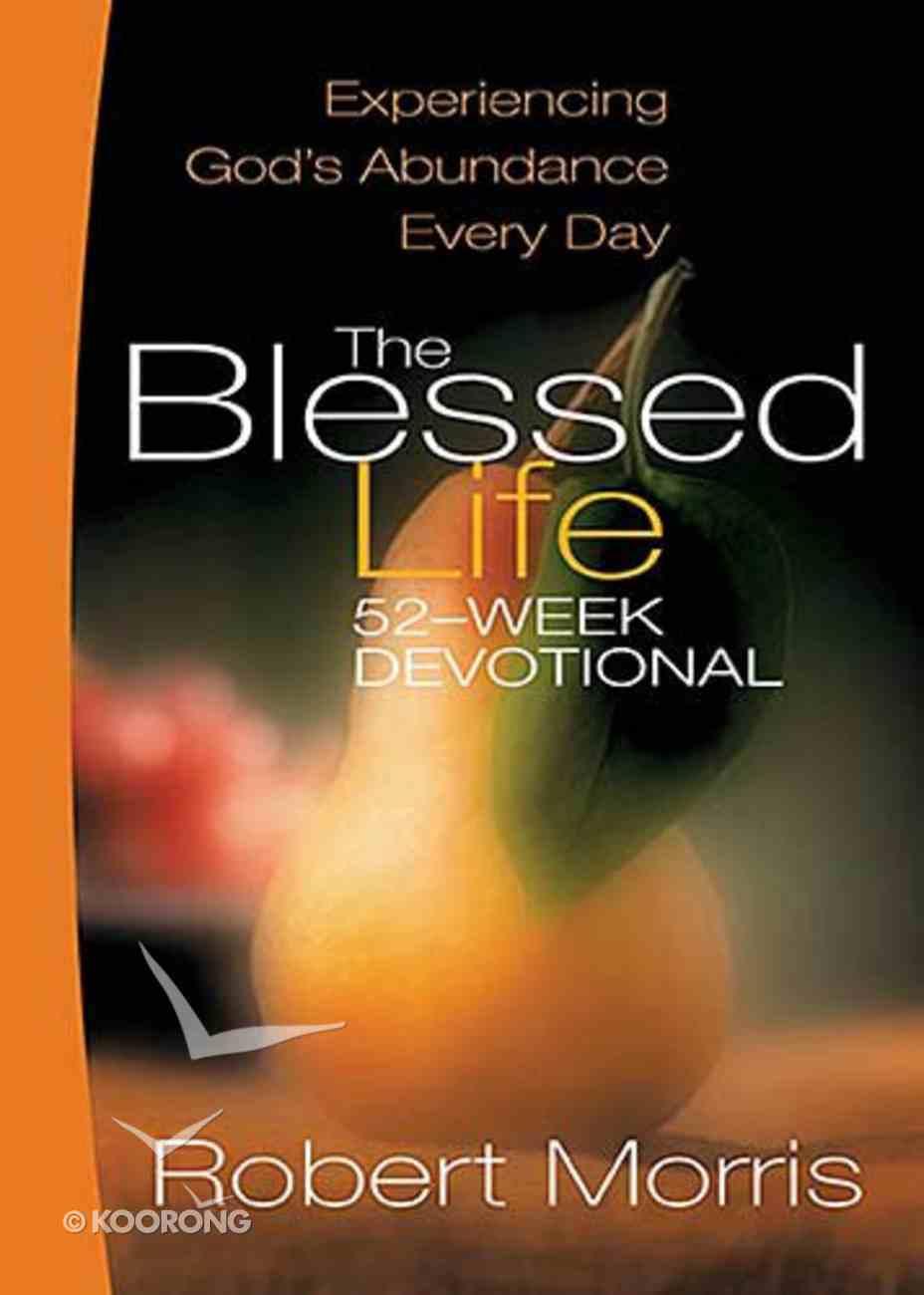 The Blessed Life 52-Week Devotional Hardback