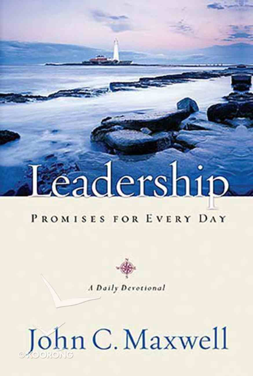 Leadership Promises For Every Day Paperback