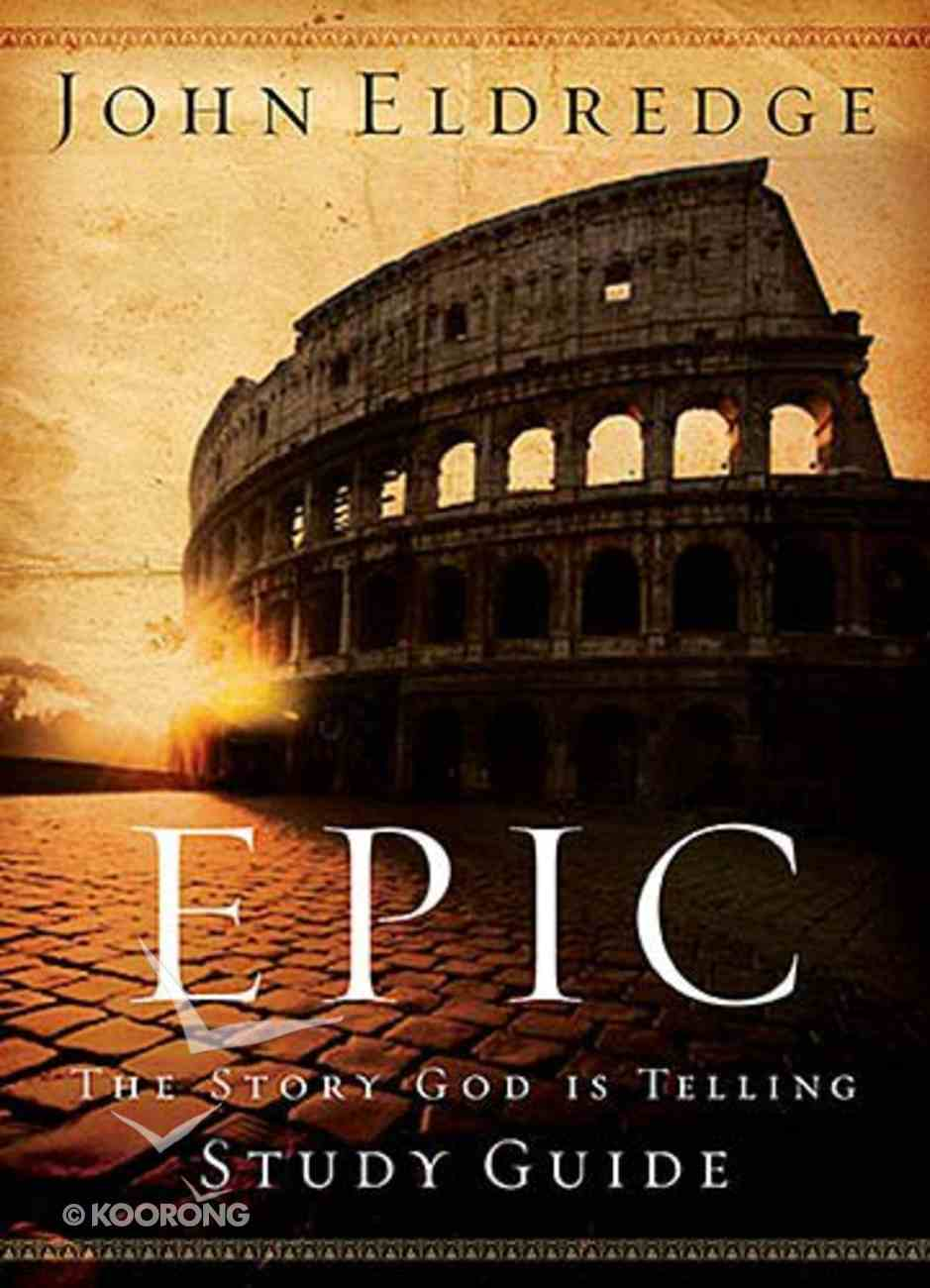 Epic (Study Guide) Paperback