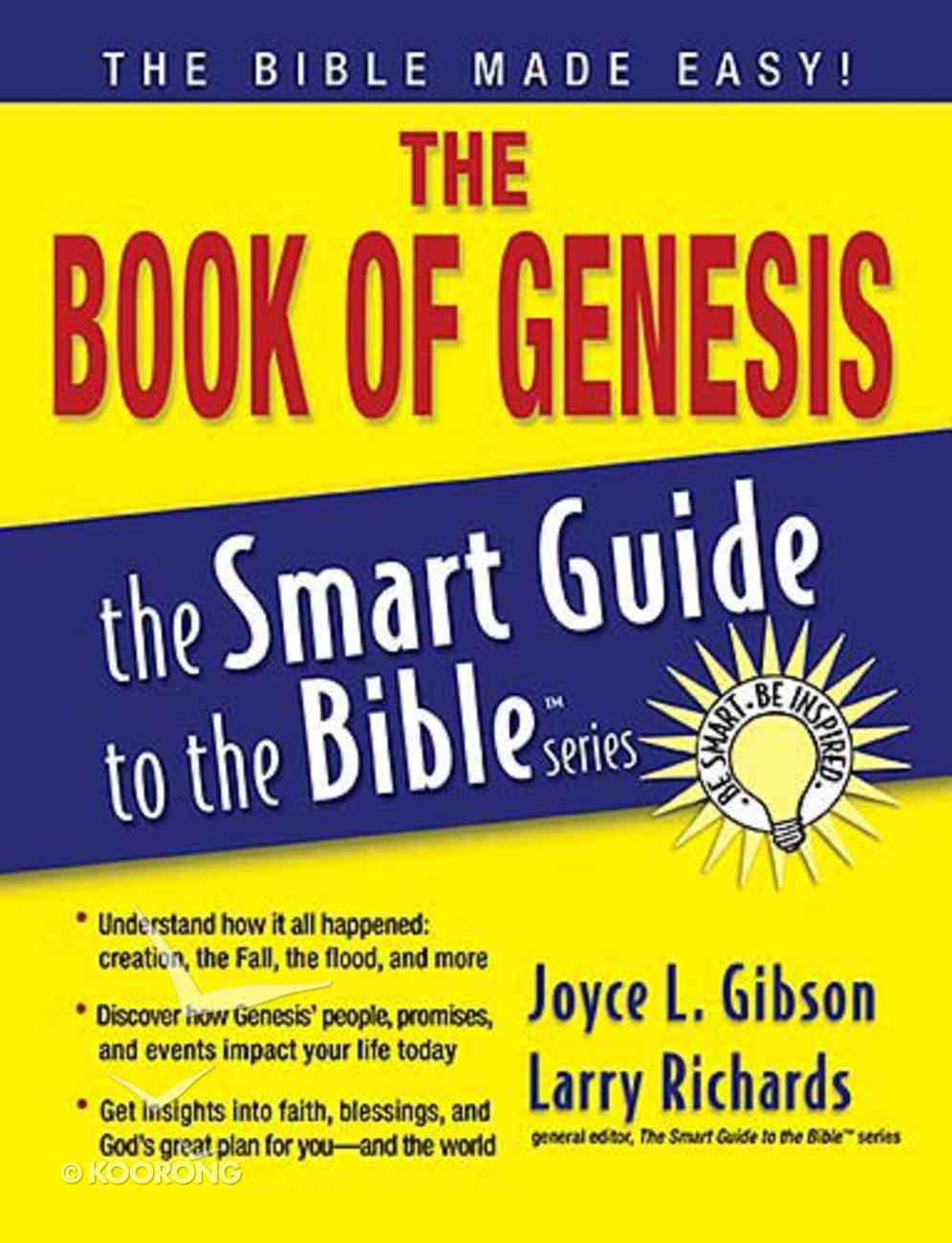 The Book of Genesis (Smart Guide To The Bible Series) Paperback