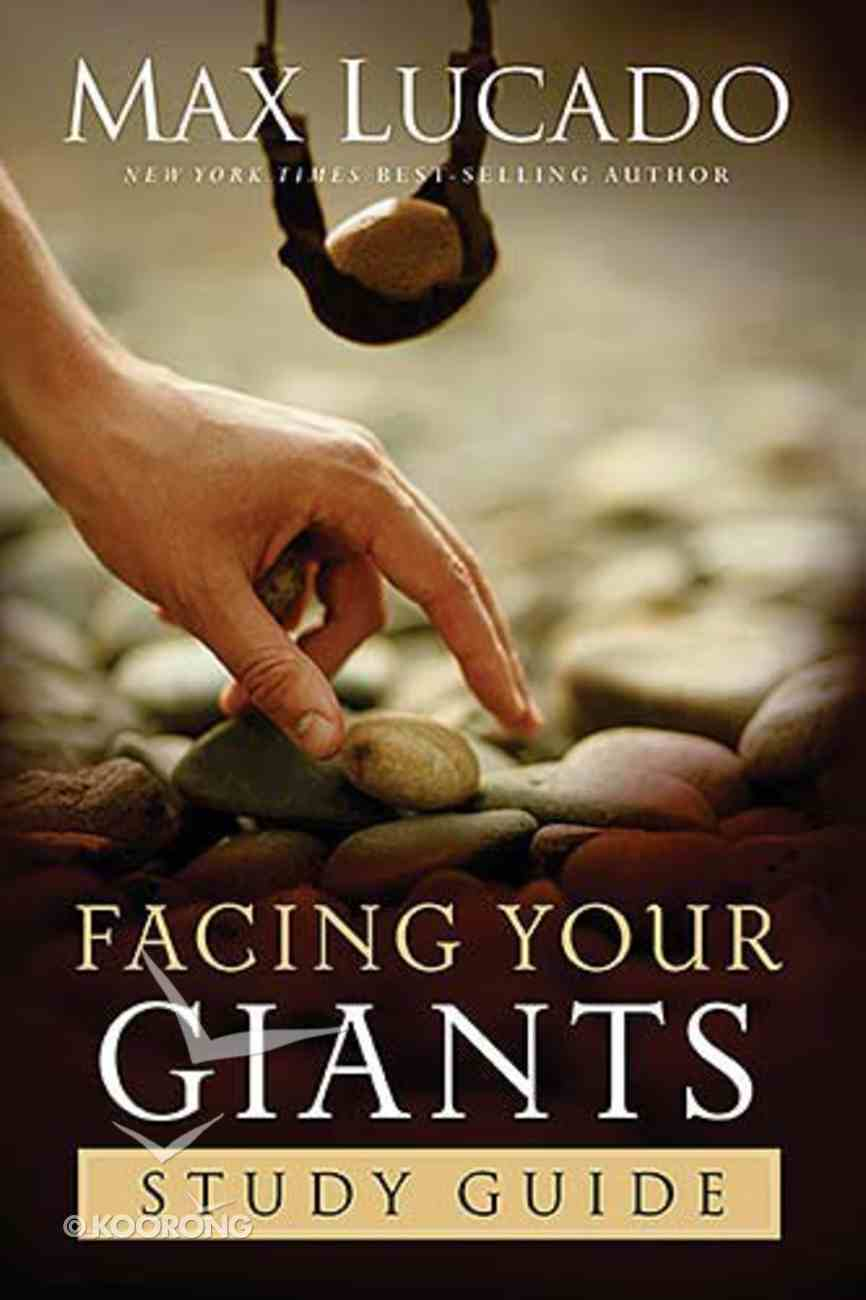 Facing Your Giants (Study Guide) Paperback
