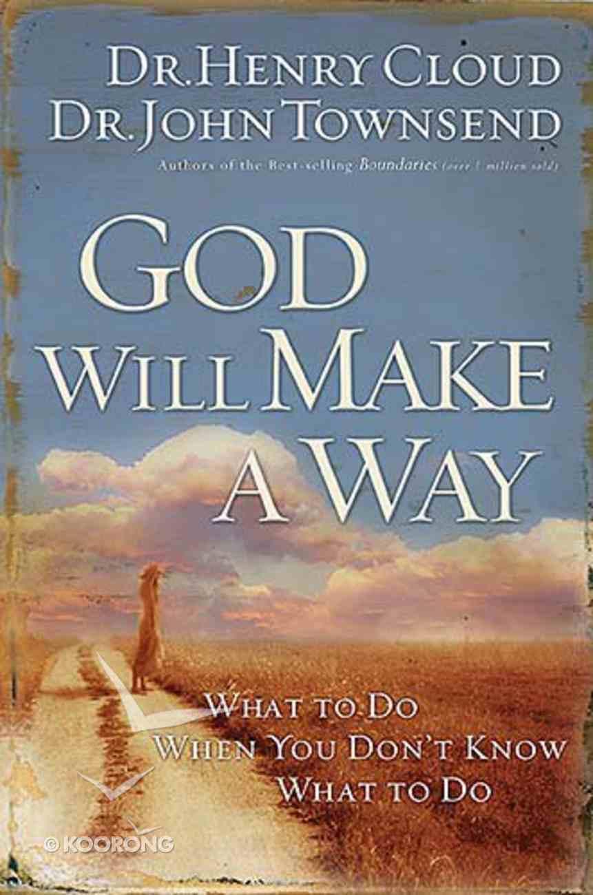God Will Make a Way Hardback
