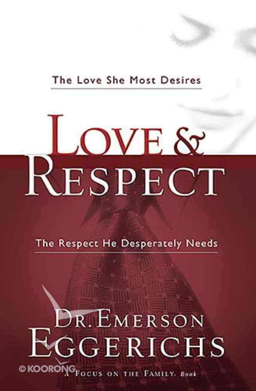 Love and Respect Hardback