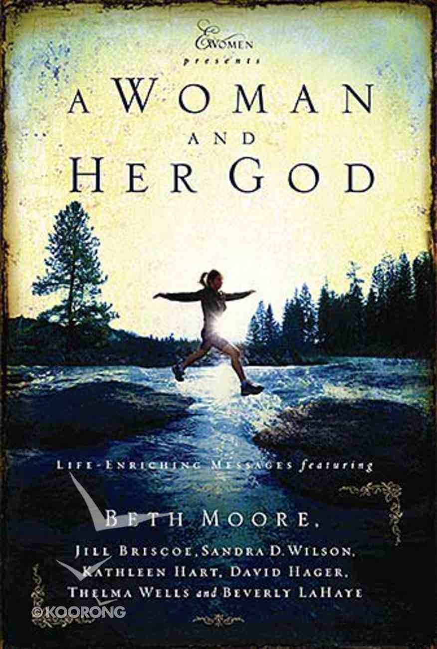 A Woman and Her God (Extraordinary Women Series) Paperback