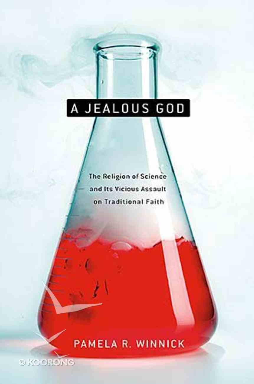 A Jealous God Hardback