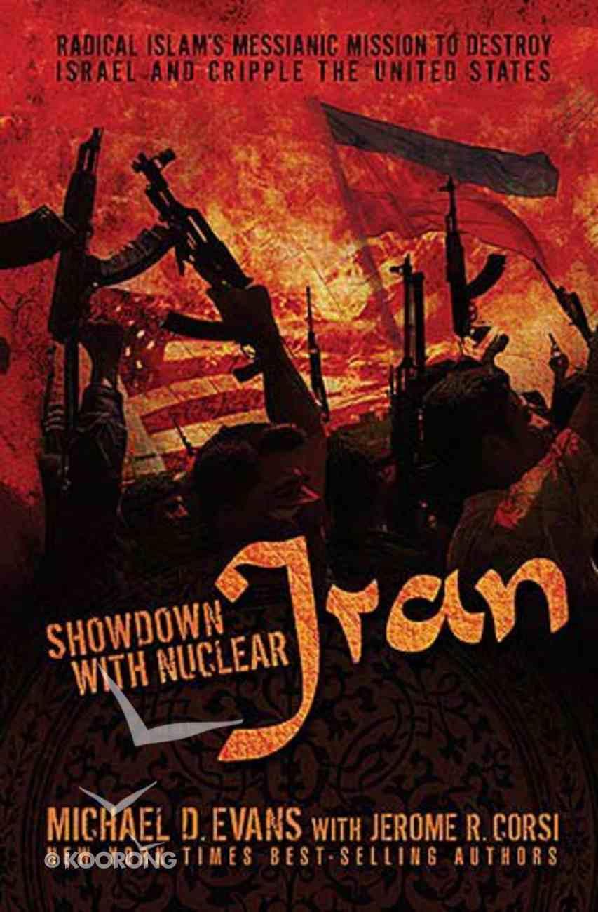 Showdown With Nuclear Iran Hardback