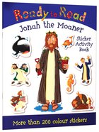 Ready To Read: Jonah The Maoner (Sticker Book) image