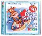 Top 50 Bible Songs For Kids CD