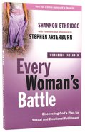 Every Woman's Battle (Includes Workbook) image