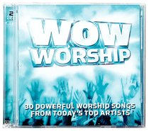 Album Image for Wow Worship Aqua Double CD - DISC 1