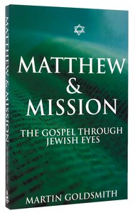 Product: Matthew & Mission Image