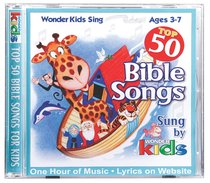 Album Image for Top 50 Bible Songs For Kids - DISC 1