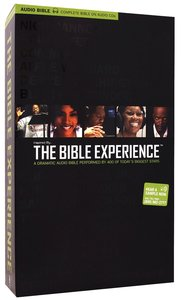 Album Image for Inspired By... the Bible Experience Complete Audio CD (Unabridged 89 Hrs) - DISC 1