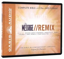 Album Image for Message//Remix Complete Bible on MP3 (4 Cd Set) - DISC 1