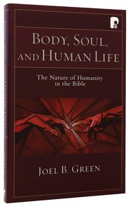 Product: Body, Soul And Human Life Image