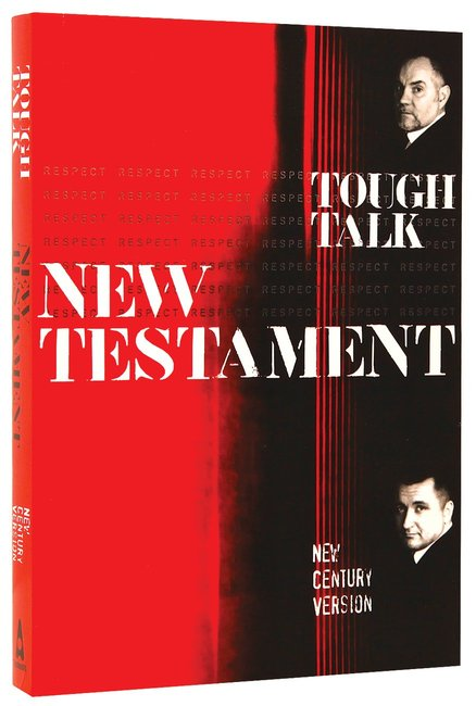 Product: Ncv Tough Talk New Testament Faces Cover Image