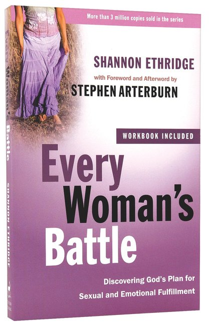 Product: Every Woman's Battle (Includes Workbook) Image