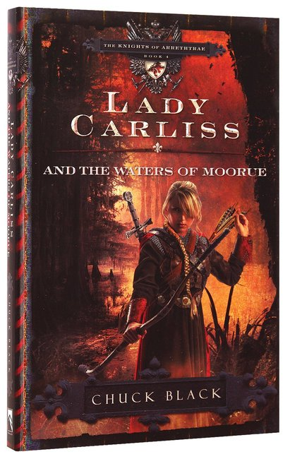 Product: Knights Of Arrethtrae #04: Lady Carliss And The Waters Of Moorue Image