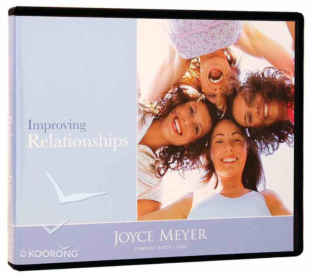 Improving Relationships (4 Cds) CD