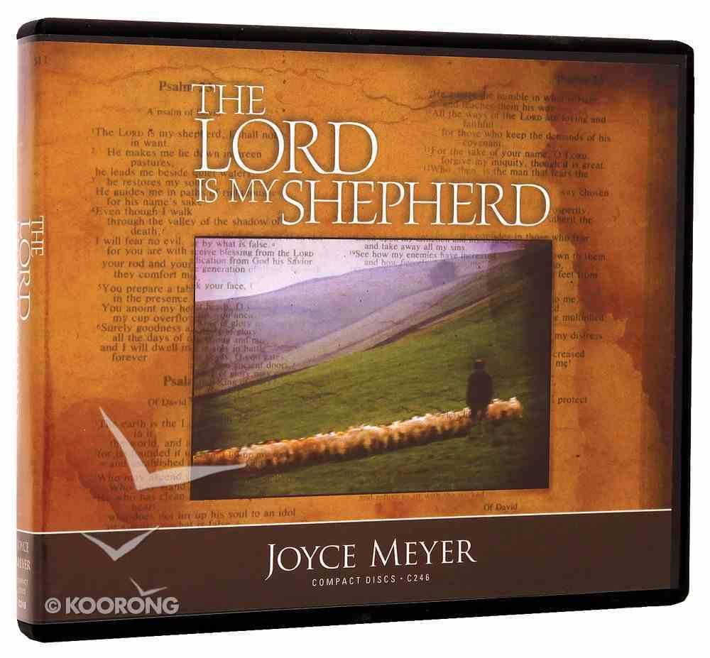 The Lord is My Shepherd (6 Cds) CD